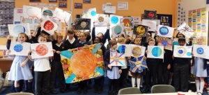 Flags of the Solar System, Highway Primary School